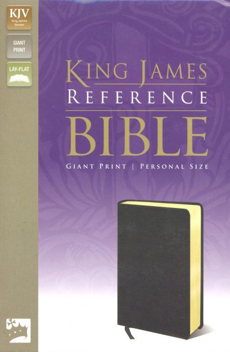 Zondervan Giant Print Personal Size Bible 1966 – Gospel
